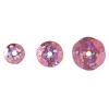 Sequins Round 6/8/10mm Hologram Retro Pink